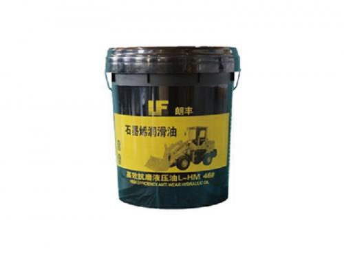 Anti-wear hydraulic oil